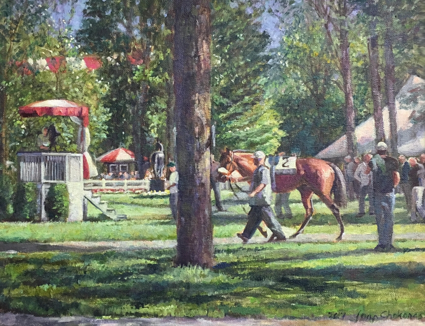 a horse painting 2