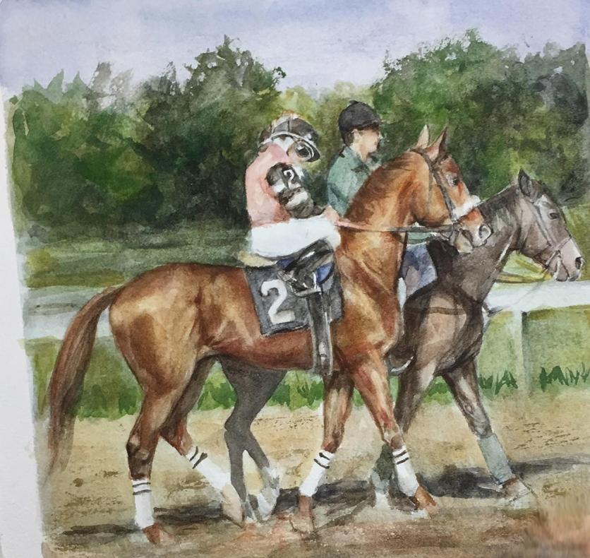 a watercolor 2